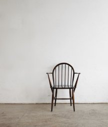 <img class='new_mark_img1' src='https://img.shop-pro.jp/img/new/icons23.gif' style='border:none;display:inline;margin:0px;padding:0px;width:auto;' />ERCOL ERCOL 6back chair (dark / straight seat)[AY]