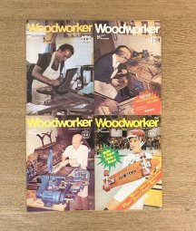 Old Book Woodworker magazine