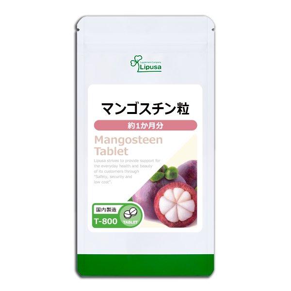 マンゴスチン粒 約1か月分 T-800