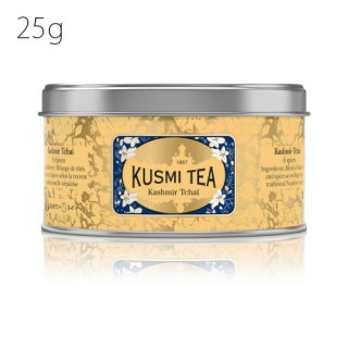 KUSMI TEA カシミール チャイ 25g缶<img class='new_mark_img2' src='https://img.shop-pro.jp/img/new/icons20.gif' style='border:none;display:inline;margin:0px;padding:0px;width:auto;' />