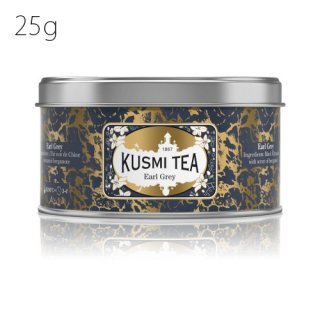 KUSMI TEA アールグレイ 25g缶<img class='new_mark_img2' src='//img.shop-pro.jp/img/new/icons20.gif' style='border:none;display:inline;margin:0px;padding:0px;width:auto;' />