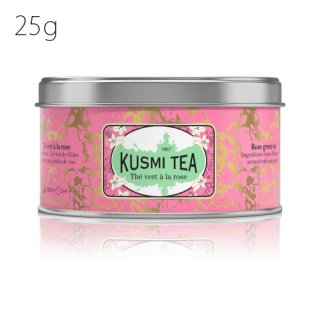 KUSMI TEA ヴェール・ローズ 25g缶<img class='new_mark_img2' src='//img.shop-pro.jp/img/new/icons20.gif' style='border:none;display:inline;margin:0px;padding:0px;width:auto;' />