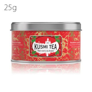 KUSMI TEA ヴェール・ストロベリー 25g缶<img class='new_mark_img2' src='//img.shop-pro.jp/img/new/icons20.gif' style='border:none;display:inline;margin:0px;padding:0px;width:auto;' />