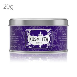 KUSMI TEA ビー クール 25g缶<img class='new_mark_img2' src='https://img.shop-pro.jp/img/new/icons20.gif' style='border:none;display:inline;margin:0px;padding:0px;width:auto;' />