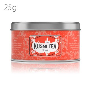 KUSMI TEA ブースト 25g缶<img class='new_mark_img2' src='//img.shop-pro.jp/img/new/icons20.gif' style='border:none;display:inline;margin:0px;padding:0px;width:auto;' />