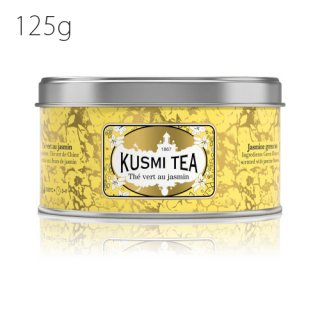 KUSMI TEA ジャスミン 125g缶<img class='new_mark_img2' src='//img.shop-pro.jp/img/new/icons20.gif' style='border:none;display:inline;margin:0px;padding:0px;width:auto;' />