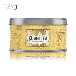 KUSMI TEA ブルボンバニラ 125g缶<img class='new_mark_img2' src='https://img.shop-pro.jp/img/new/icons20.gif' style='border:none;display:inline;margin:0px;padding:0px;width:auto;' />