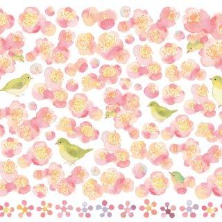 梅とうぐいす
