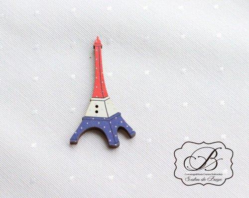 フランス製 エッフェル塔木製パーツ
