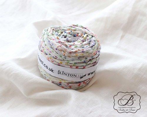 イギリス製 LINTON マルチカラー Yarn