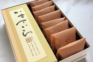 和菓子詰め合わせ【カステラ・いわくら太鼓】