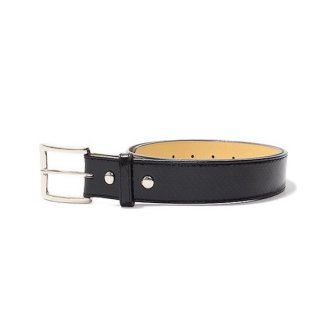 【WACKO MARIA】<br>PYTHON LEATHER BELT