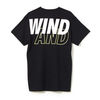 [WIND AND SEA]<br>T-SHIRT A