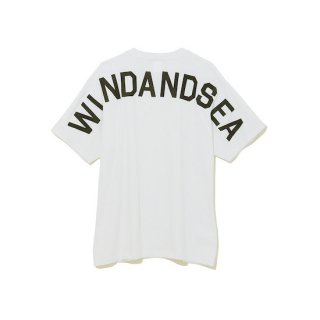 【WIND AND SEA】<br>BIG T-SHIRT F