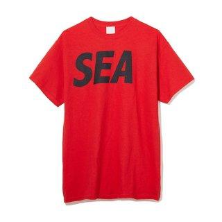 【WIND AND SEA】<br>T-SHIRT A<br>※10〜11月、再販売予定