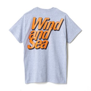 【WIND AND SEA】<br>T-SHIRT K