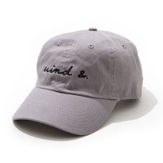 【WIND AND SEA】<br>CAP