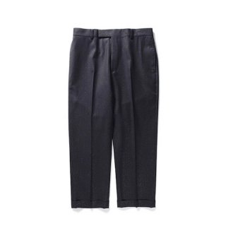 【WACKO MARIA】<BR>STRAIGHT FIT TROUSERS