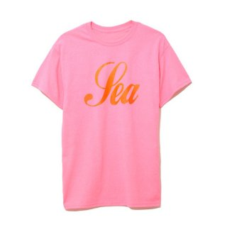【WIND AND SEA】<BR>T-SHIRT GLITTER