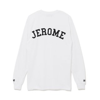 【WIND AND SEA】<br>LONG SLEEVE CUT-SEWN JEROME