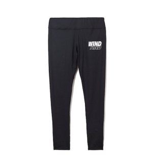 【WIND AND SEA】<br>TRAINING TIGHTS SEA