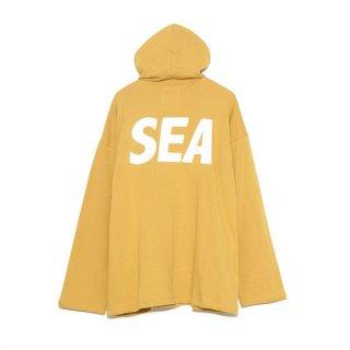 【WIND AND SEA】<br>SEA BIG ZIP HOODIE