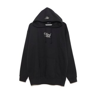 【WIND AND SEA】<br>GLITTER WDS HOODIE
