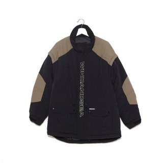 【WIND AND SEA】<br>WDS DETCHABLE BLOUSON