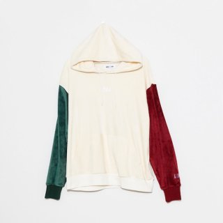 【WIND AND SEA】<br>VELOUR HOODIE