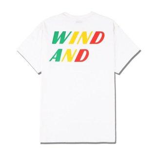 "【WIND AND SEA】<br>SEA ""TRICOLR"" TEE"