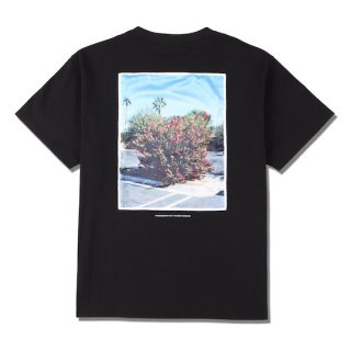 """【WIND AND SEA】<br>SEA """"flower"""" PHOTO (SATIN) T-SHIRT"""