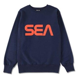 【WIND AND SEA】<br>SEA(SPC) SWEAT SHIRT