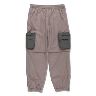 【WIND AND SEA】<br>WDS UTILITY ZIP-OFF CARGO PANTS
