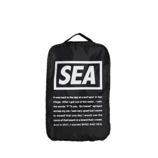 【WIND AND SEA】<br>WDS TRAVEL PUOCH(SMALL)