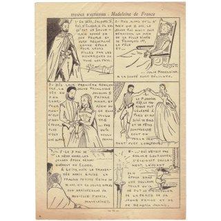 フランスの女の子向け 古い情報誌【Lisette】中ページ#005