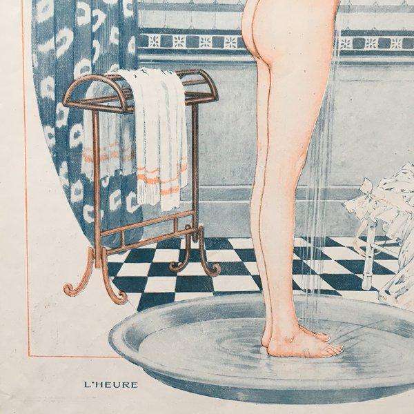 フランスの雑誌広告 〜LA VIE PARISIENNE〜アドバタイジング02