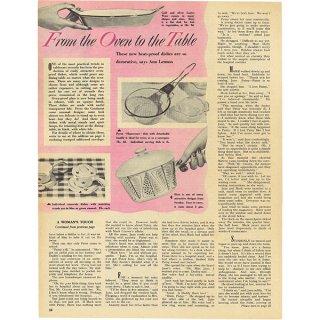イギリスの古いヴィンテージ雑誌ページ025