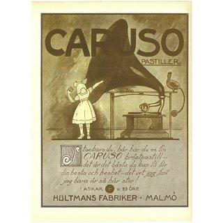 スウェーデンの古い雑誌広告(ヴィンテージクプリント)  062