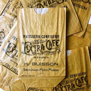 フランス ヴィンテージコーヒーペーパーバッグ(1930年代)