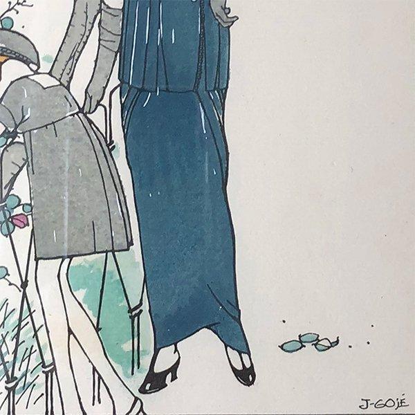 ガゼット・デュ・ボントン(ファッションプレート)
