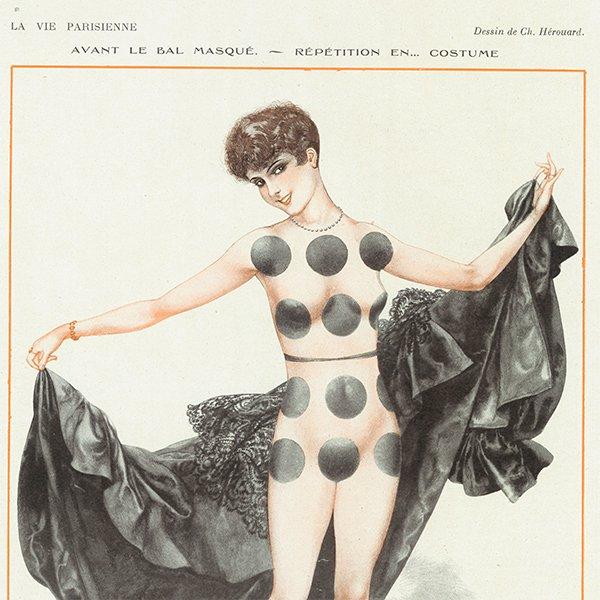 フランスの雑誌 〜LA VIE PARISIENNE〜より アドバタイジング044