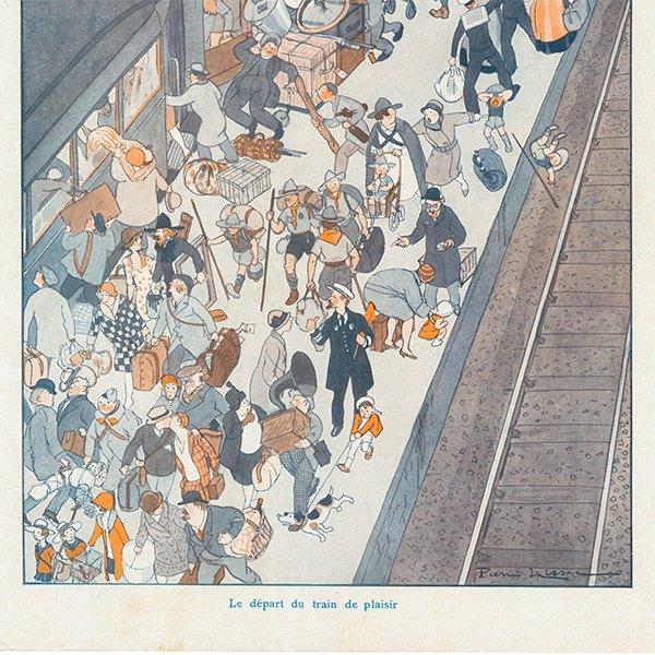 フランスの雑誌 〜LA VIE PARISIENNE〜より アドバタイジング049