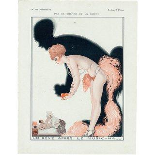 フランスの雑誌 〜LA VIE PARISIENNE〜より アドバタイジング053
