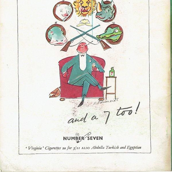 イギリスのポケットマガジン Lilliput リリパット 1952年9-10月号