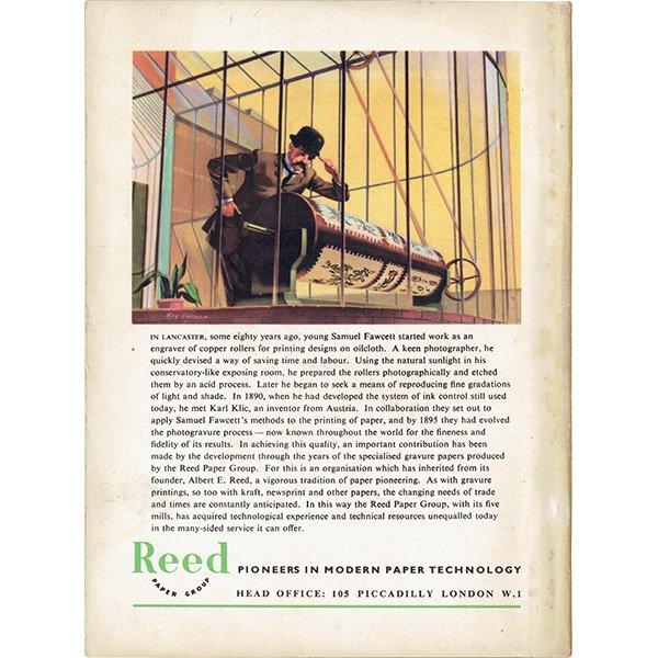 イギリスのポケットマガジン Lilliput リリパット 1952年11月-12月号