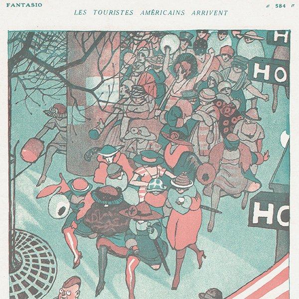 フランスの雑誌 〜FANTASIO〜より アドバタイジング061