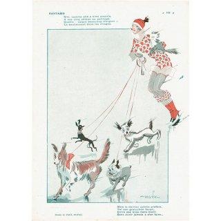 フランスの雑誌 〜FANTASIO〜より アドバタイジング063