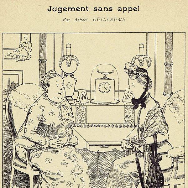 フランス アンティーク聖人暦 カレンダー(10月)057
