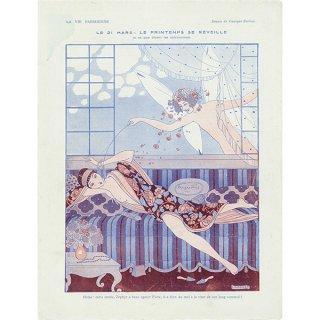 フランスの雑誌 〜LA VIE PARISIENNE〜ジョルジュ・バルビエ 079
