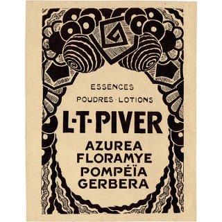 フランスの雑誌広告 L.T.PIVER 073